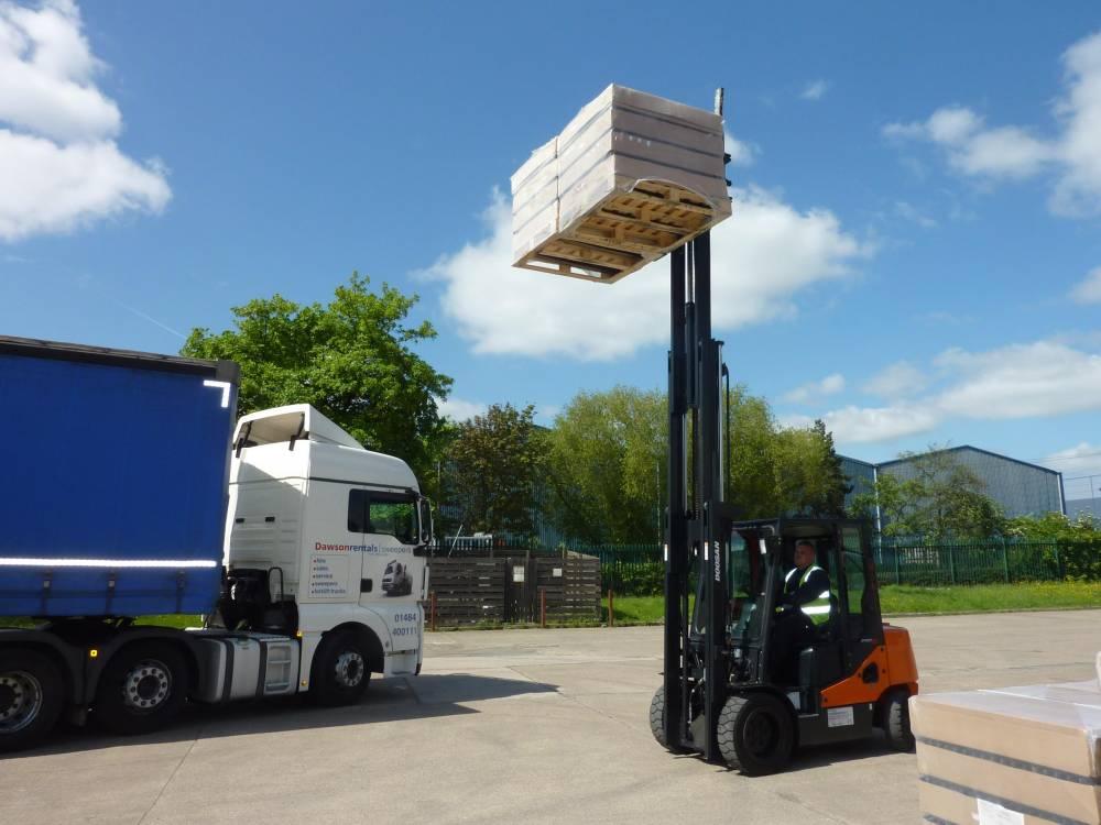 pallet truck rental, forklift short term rental, forklift truck rental