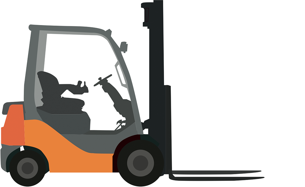 pallet truck rental, scissor lift rental, counterbalance forklift rental