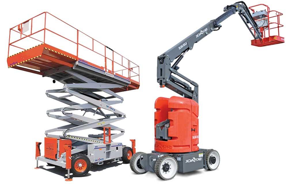 scissor lift rental, forklift attachment rental, forklift truck for hire & sale
