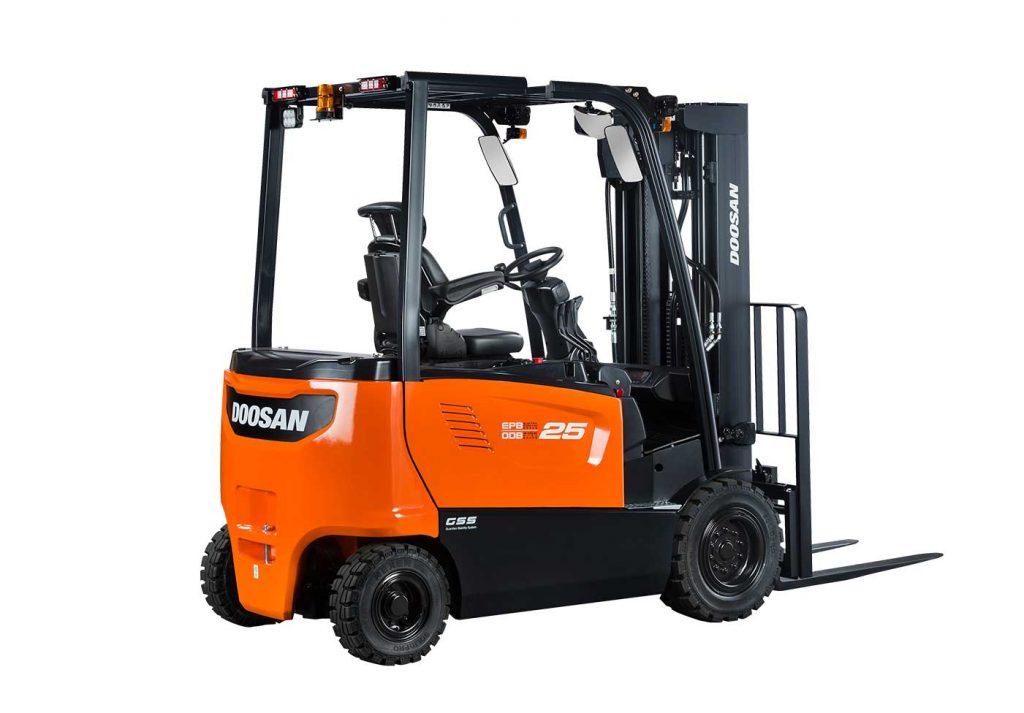 Doosan Electric Forklift Trucks